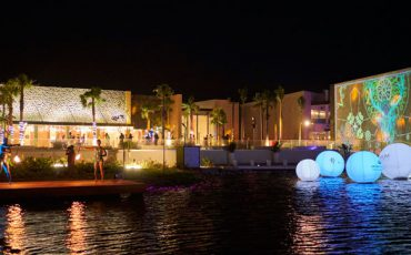 Palladium_Costa_Mujeres-proyeccion-mapping-hotel